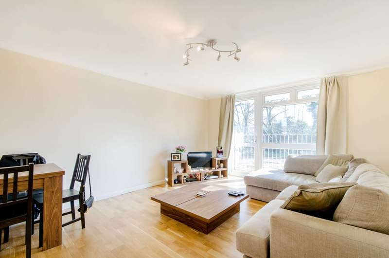 2 Bedrooms Flat for sale in Simmons Close, Whetstone, N20