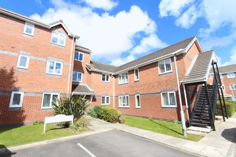 1 Bedroom Flat for sale in Canal View Court, Field Lane, Litherland, Liverpool