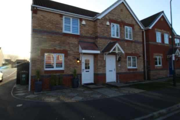 2 Bedrooms Semi Detached House for sale in St Pauls Court, Middlesbrough, Cleveland, TS6 7JT