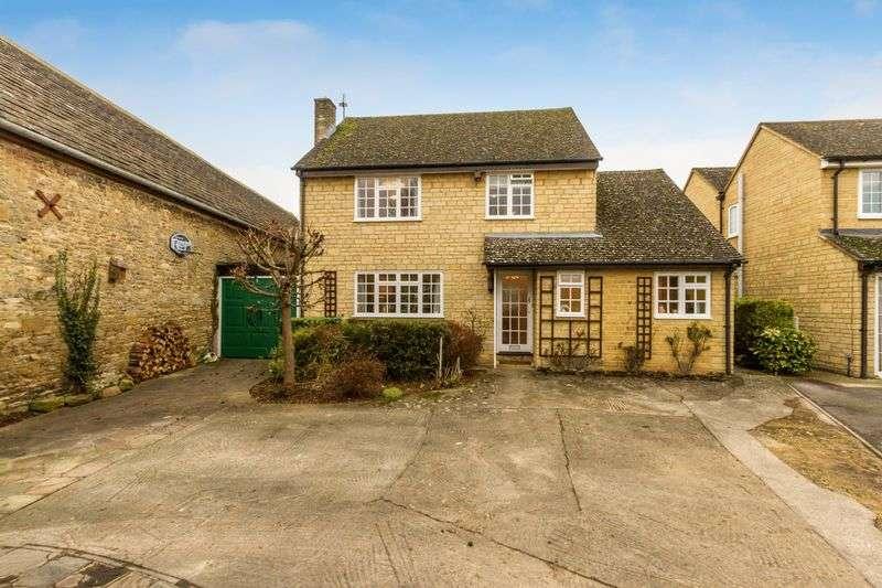 4 Bedrooms Detached House for sale in Mill Street, Eynsham