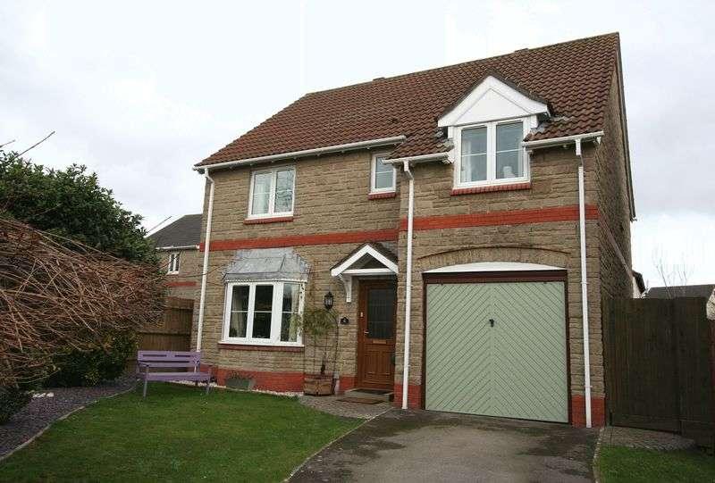 4 Bedrooms Detached House for sale in Llys Steffan, Llantwit Major