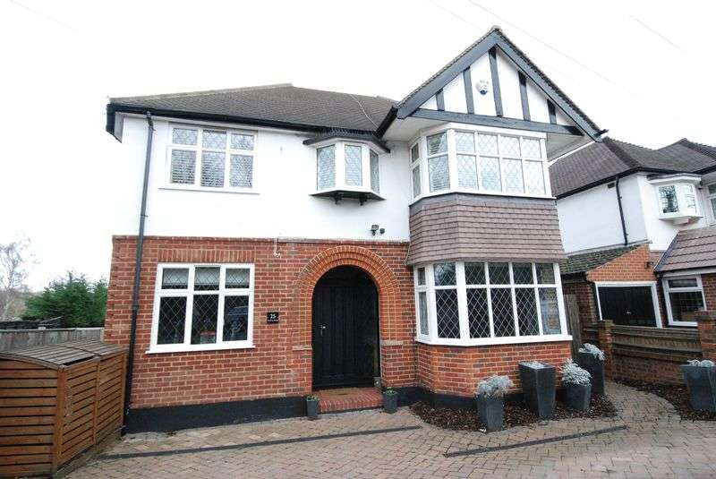 4 Bedrooms Detached House for sale in Warren Road, Orpington
