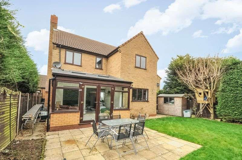 4 Bedrooms Detached House for sale in Windsor Drive, Ramsey Forty Foot