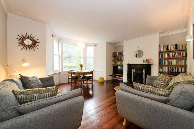 2 Bedrooms Flat for sale in Breakspears Road, London