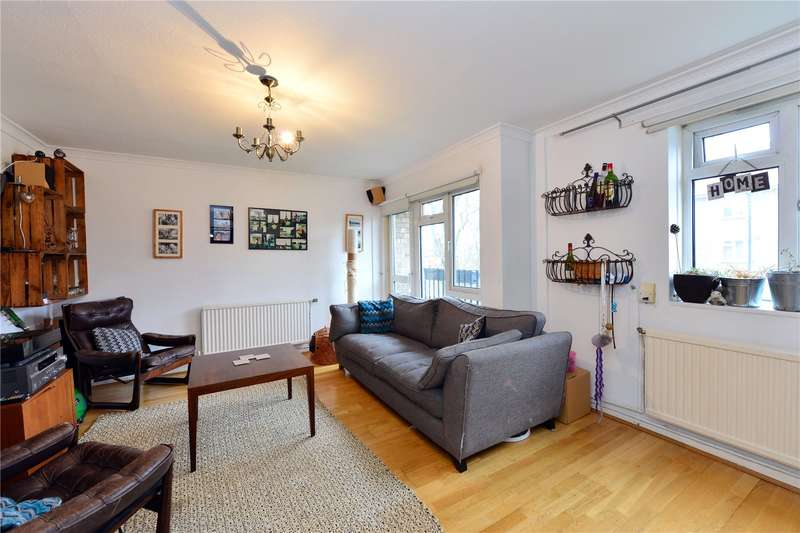 3 Bedrooms Apartment Flat for sale in Bolster Grove, Crescent Rise, N22
