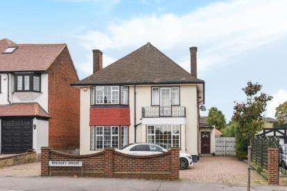 4 Bedrooms Detached House for sale in Bressey Grove, South Woodford, London
