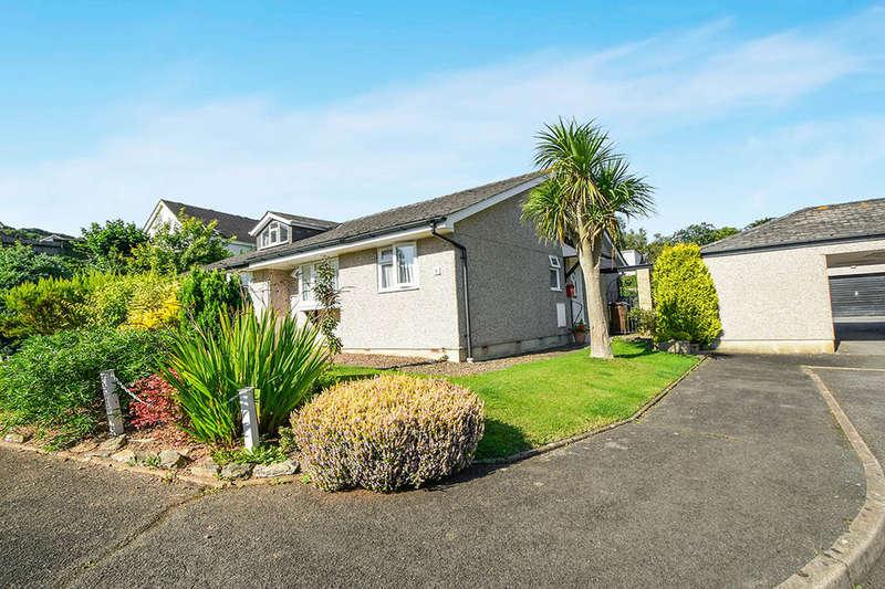2 Bedrooms Semi Detached Bungalow for sale in Beech Close, Totnes, TQ9