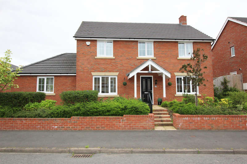 4 Bedrooms Detached House for sale in The Orchards, Fernhill Heath, Fernhill Heath, Worcester, WR3