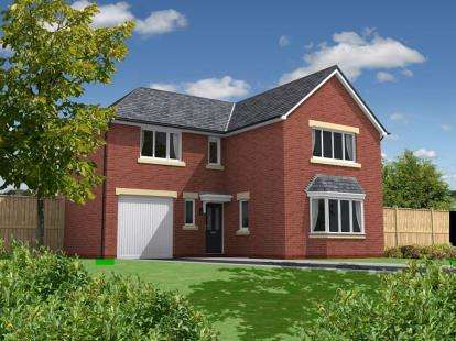 4 Bedrooms Detached House for sale in Chatsworth Park, Off Rope Lane, Shavington