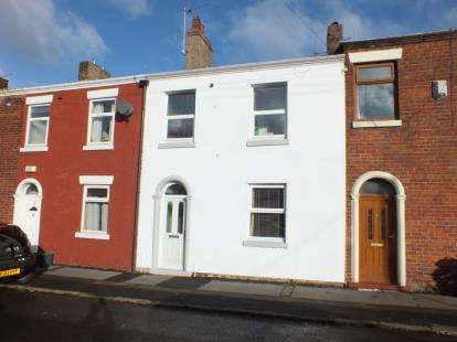 2 Bedrooms Terraced House for sale in School Street, Farington, Leyland, Lancashire