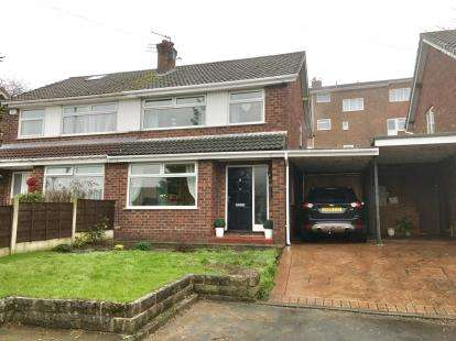 3 Bedrooms Semi Detached House for sale in Coneymead, Stalybridge, Greater Manchester