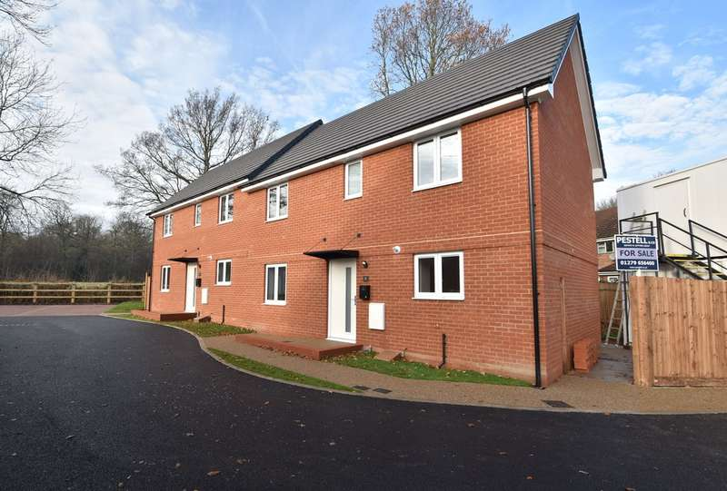 3 Bedrooms Semi Detached House for sale in Alsa Leys, Elsenham