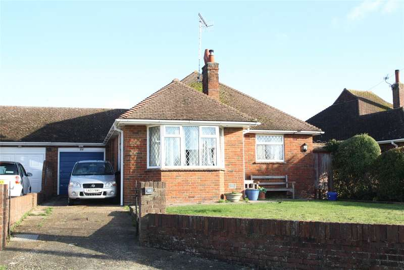 3 Bedrooms Bungalow for sale in Langbury Lane, Ferring, Worthing, BN12
