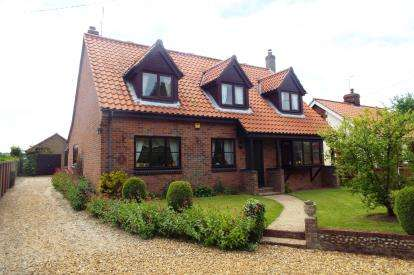 4 Bedrooms Detached House for sale in Ingham, Norwich, Norfolk