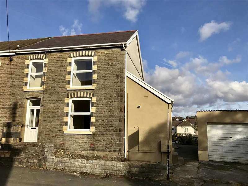 3 Bedrooms Property for sale in Cefn Road, Gwaun Cae Gurwen