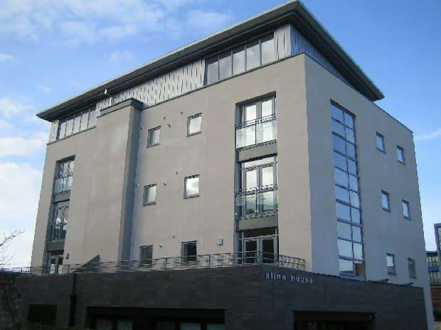 2 Bedrooms Apartment Flat for sale in Alina House, 2 Ward Street, Liverpool