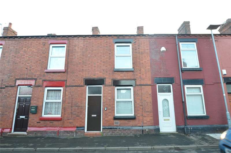 2 Bedrooms House for sale in Creswell Street, St. Helens, Merseyside, WA10