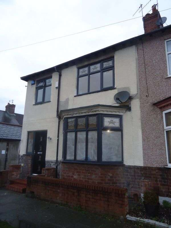 3 Bedrooms Semi Detached House for sale in Bleasdale Road, Liverpool