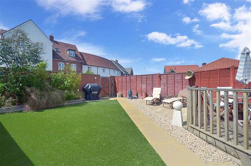 4 Bedrooms Town House for sale in Elbridge Avenue, Bognor Regis, West Sussex