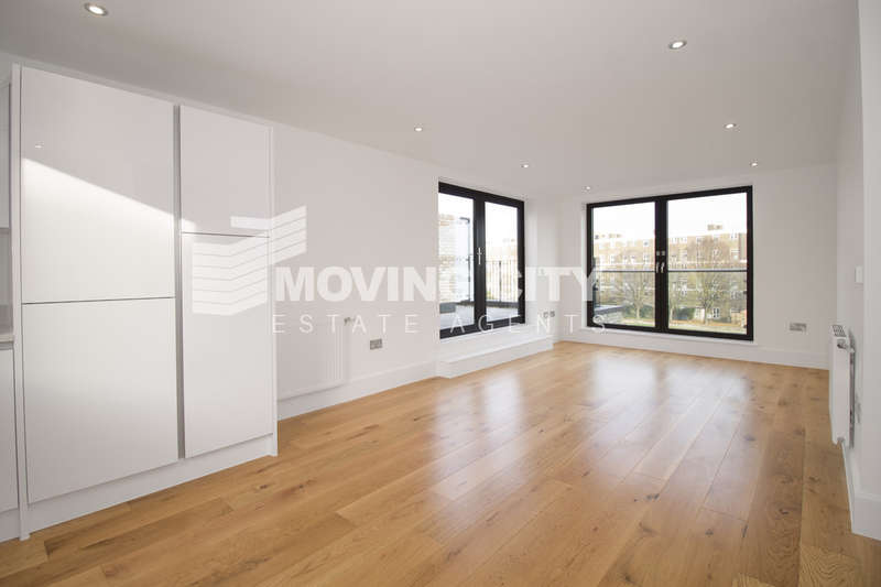 2 Bedrooms Flat for sale in Parkside, Euler Court, Bow