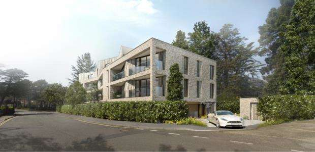 2 Bedrooms Flat for sale in Canford Cliffs, Poole, Dorset, BH13