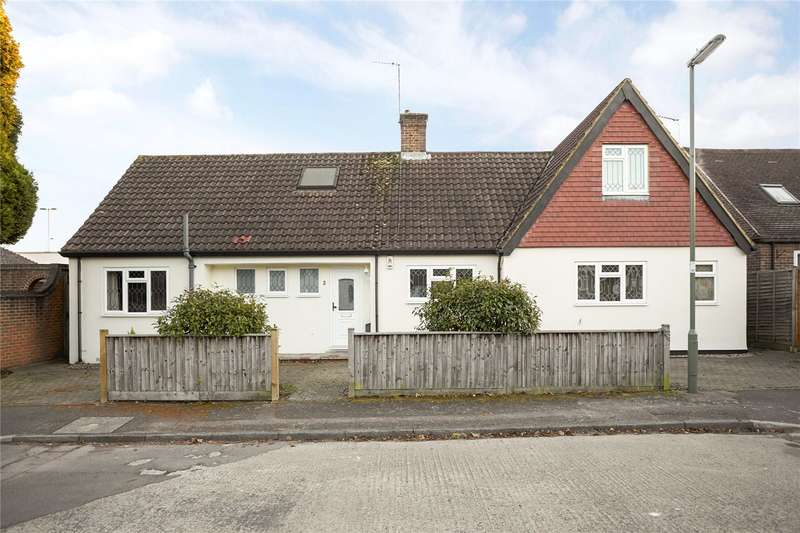 5 Bedrooms Detached Bungalow for sale in Persfield Close, Epsom, Surrey, KT17