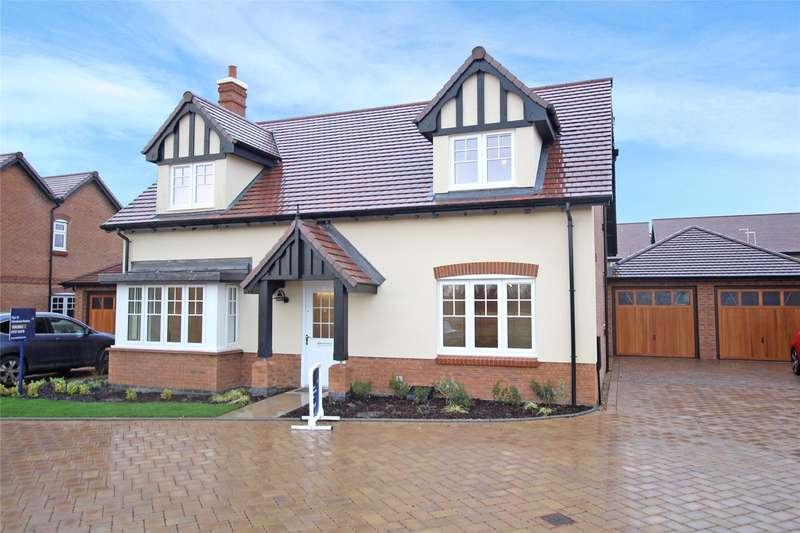 4 Bedrooms Detached House for sale in Oaklands Lane, Smallford, St. Albans, Hertfordshire, AL4