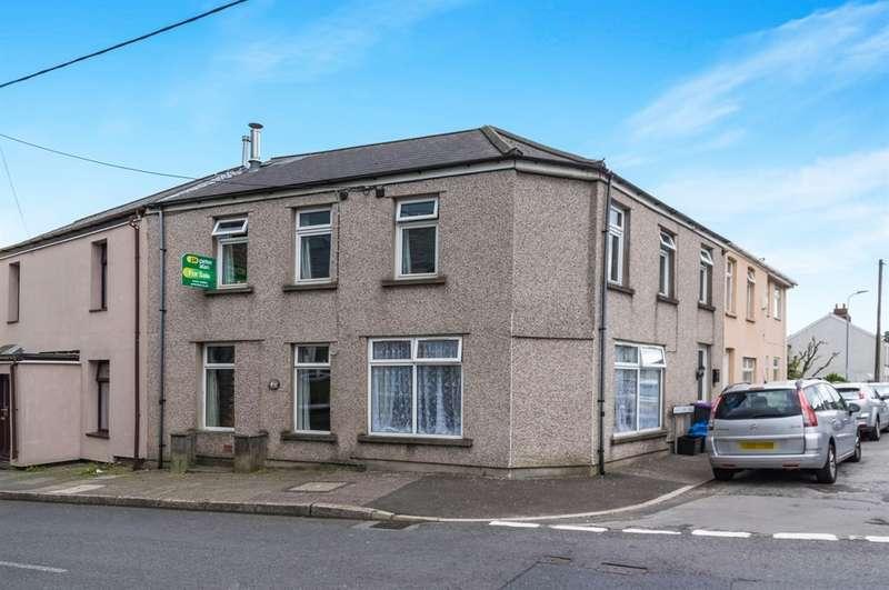 3 Bedrooms Terraced House for sale in South Street, Sebastopol, Pontypool