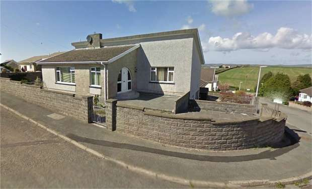 4 Bedrooms Detached House for sale in Douglas James Way, Haverfordwest, Pembrokeshire
