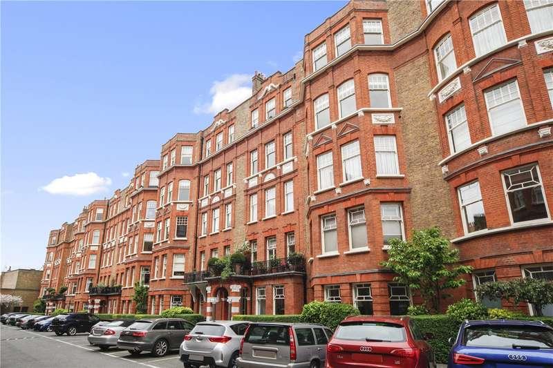 4 Bedrooms Flat for sale in Wynnstay Gardens, London, W8