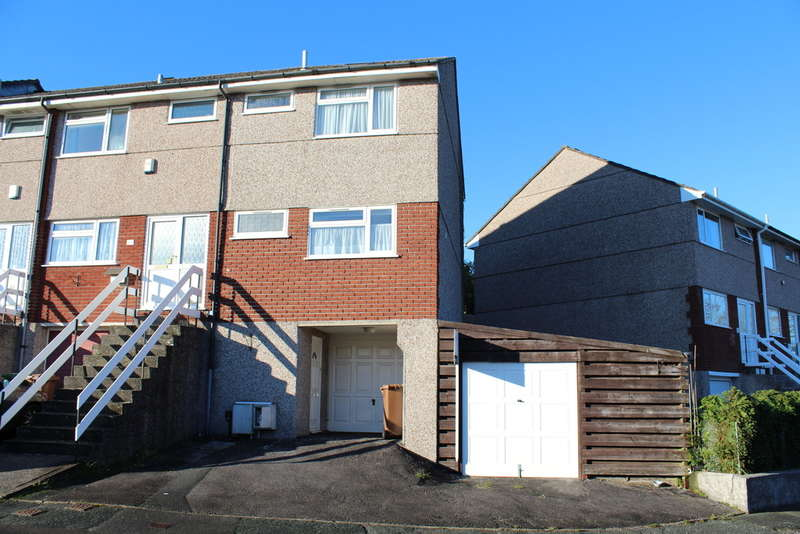 3 Bedrooms End Of Terrace House for sale in Mannamead, Plymouth