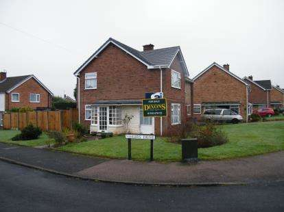 2 Bedrooms Semi Detached House for sale in Nailers Drive, Burntwood, Staffordshire
