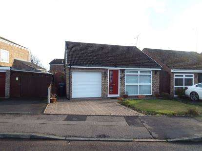 2 Bedrooms Bungalow for sale in Fairbourne Way, Coundon, Coventry
