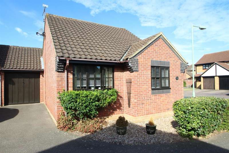 2 Bedrooms Bungalow for sale in Dewar Lane, Grange Farm, Kesgrave, Ipswich