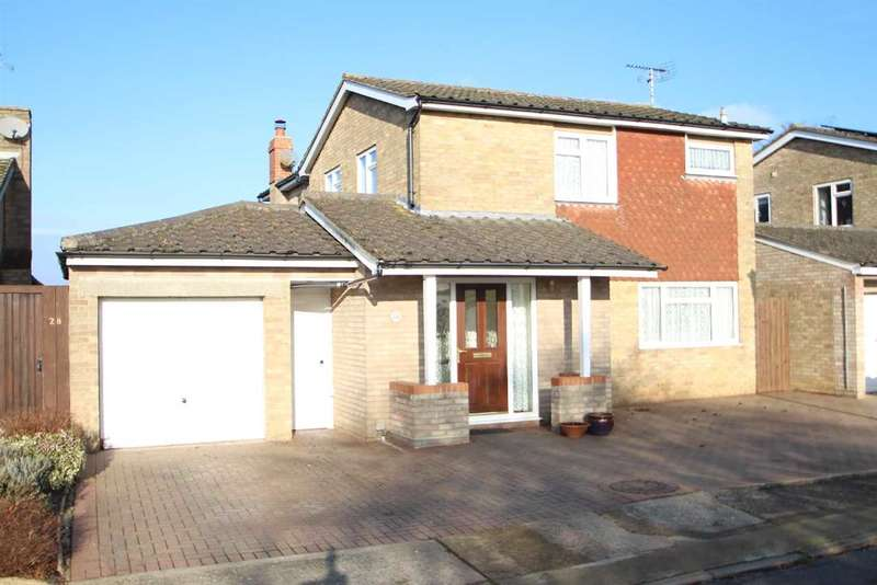 5 Bedrooms Detached House for sale in Birchwood Drive, Rushmere St. Andrew, Ipswich