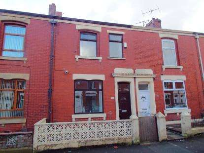 2 Bedrooms Terraced House for sale in St. Aidans Avenue, Mill Hill, Blackburn, Lancashire, BB2