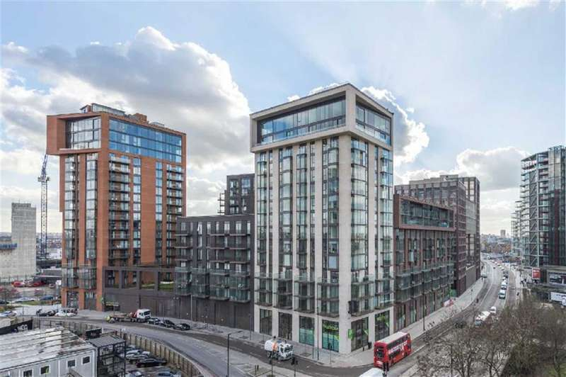1 Bedroom Property for sale in Legacy Building, Vauxhall, London, SW8