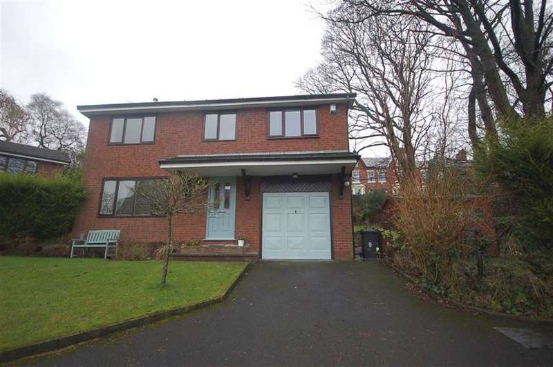 4 Bedrooms Property for sale in Park Crescent, Blackburn