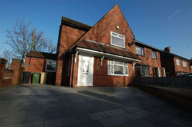 3 Bedrooms Semi Detached House for sale in Masefield Road, Bolton
