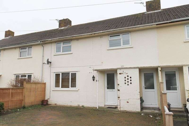 3 Bedrooms Terraced House for sale in Wordsworth Road, Clevedon