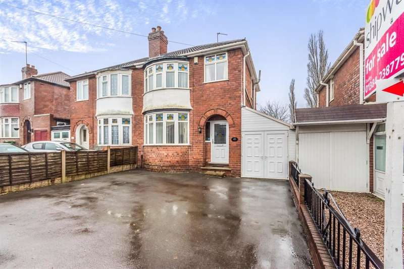 3 Bedrooms Semi Detached House for sale in Dibdale Road, Dudley, DY1