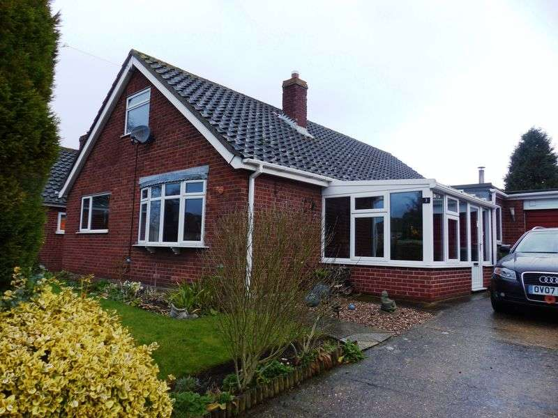 3 Bedrooms Detached Bungalow for sale in Private Lane, Normanby-by-Spital