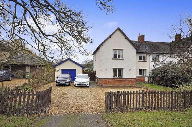 3 Bedrooms Semi Detached House for sale in Thrapston Road, Brampton