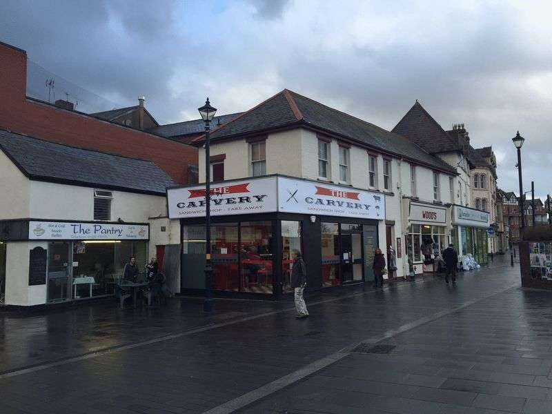 Property for sale in Colwyn Bay, Conwy.