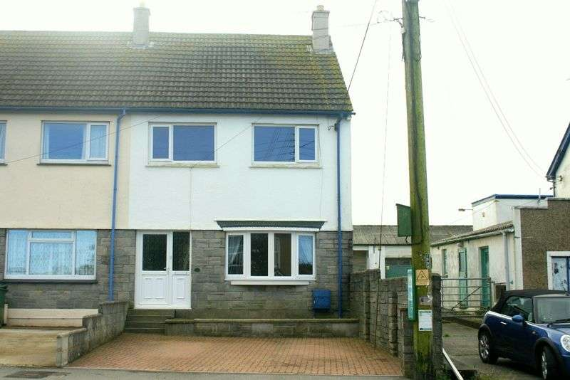 3 Bedrooms House for sale in St Georges Road, Hayle