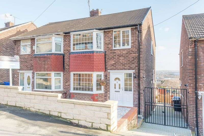 3 Bedrooms Semi Detached House for sale in Jenkin Avenue, Wincobank, S9 1AN - Large useful workshop