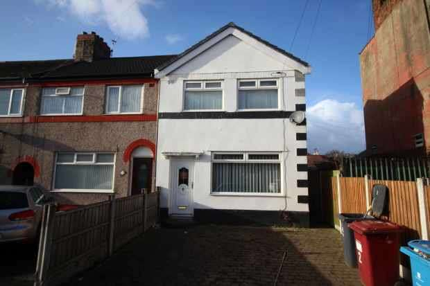 3 Bedrooms Property for sale in Gentwood Road, Liverpool, Merseyside, L36 2QN