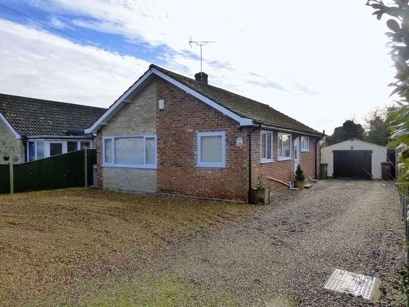 2 Bedrooms Detached Bungalow for sale in Potter Heigham