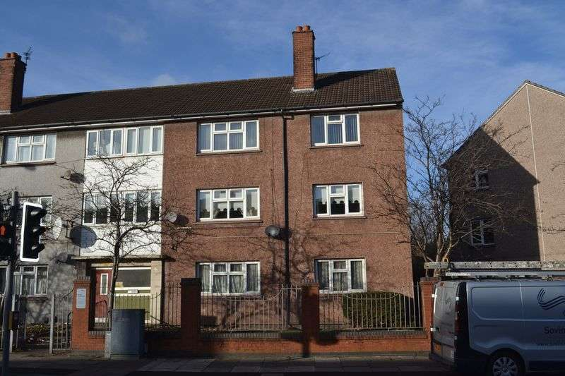 2 Bedrooms Flat for sale in St Oswalds Lane, Netherton, Bootle