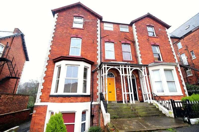 2 Bedrooms Flat for sale in Grosvenor Road, Scarborough